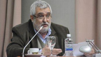 El diputado del FpV, Alfredo Di Filippo es uno de los autores de la iniciativa.