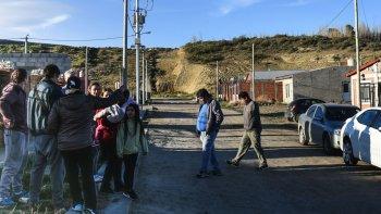 Los habitantes del loteo del Cordón Forestal reclaman la regularización de la mesura del macizo para solicitar el servicio de la red de gas.