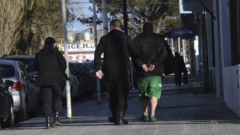 Leonardo Siarez fue detenido en la tarde del 11 de agosto