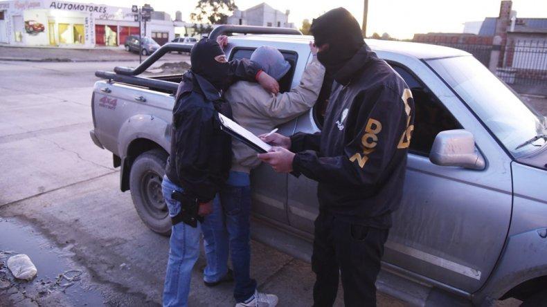 Francis Valdivia fue interceptado por efectivos de la División Delitos Complejos y Narcotráfico el 19 de agosto en el barrio General Paz.