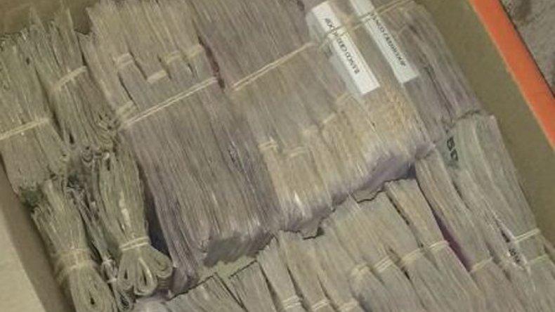 Robaron $1 millón que estaban escondidos en un calefón en desuso