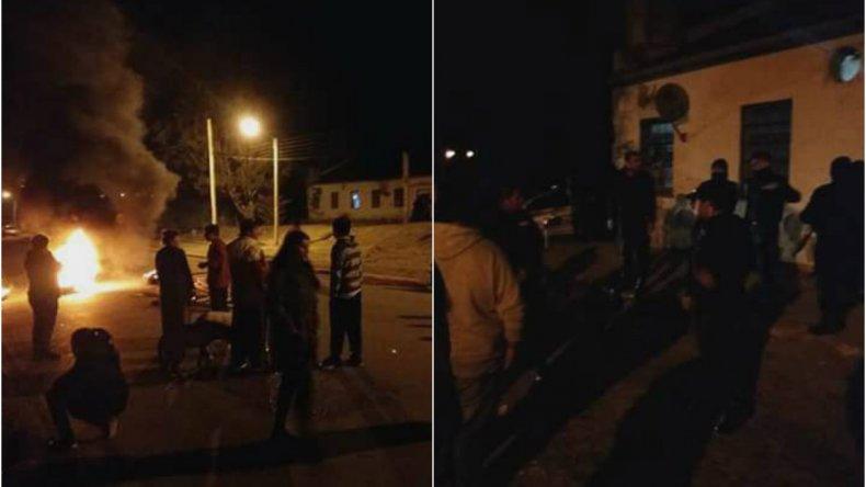 No hay detenidos por el presunto abuso de la adolescente en Caleta Córdova
