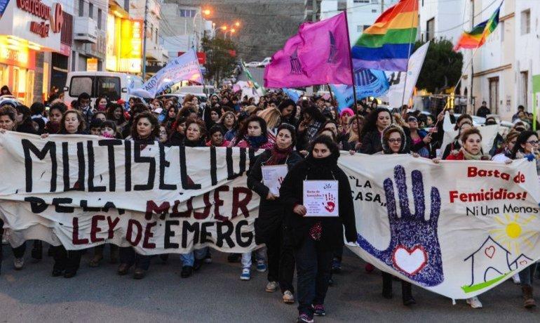Una encuesta revela diferentes formas de violencia de género