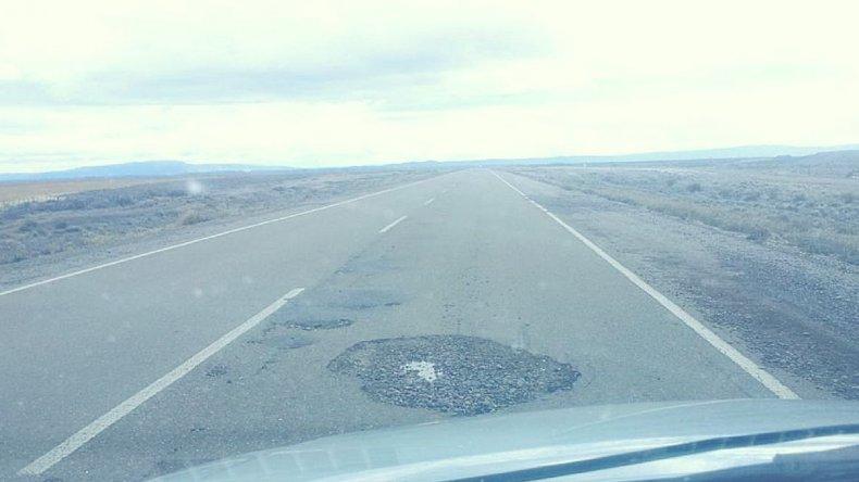 Aumenta la preocupación por el mal estado de la Ruta 26