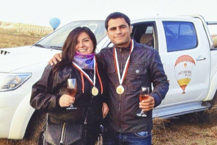 Para Natalia, a su esposo no lo dejan entrar al país por la estigmatización