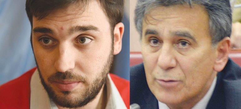 La polémica entre Ignacio Torres y Eduardo Conde implica otro obstáculo para la consolidación de la Alianza Cambiemos en Chubut.
