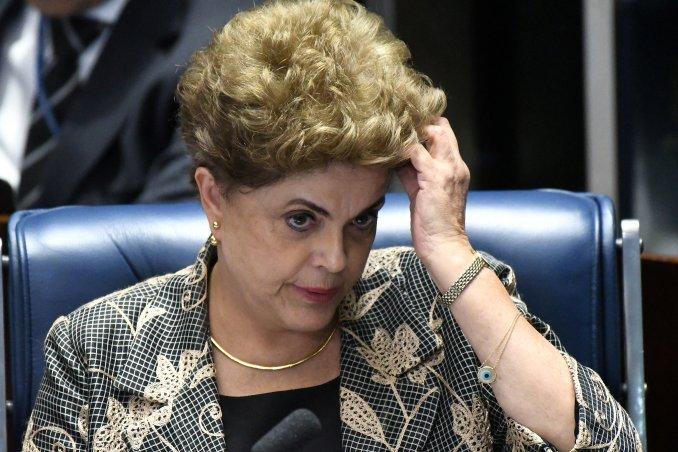 Dilma Rousseff fue destituida como presidente de Brasil