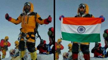 Aseguraron que habían hecho cumbre Everest