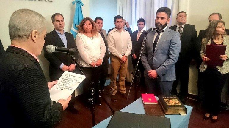 Asumieron los nuevos subsecretarios provinciales