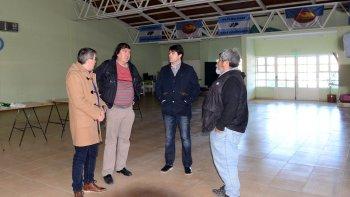 El municipio colaborará en la reparación de la sede de Veteranos de Guerra