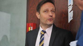 Diego Szpigiel, abogado de Lino Villar Cataldo.
