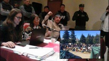 jones huala: manana continua la ronda de testimonios
