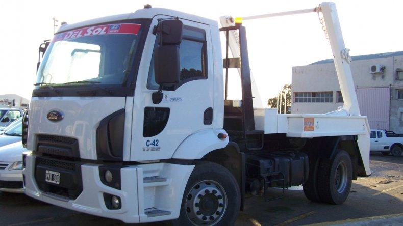 Los camiones serán destinados a distintas secciones dentro del servicio de calle de la SCPL.