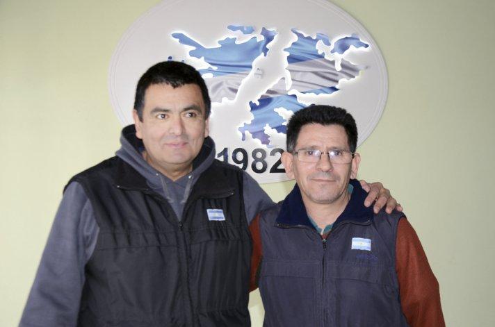 Segundo Nieva y Juan Pérez viajarán a las islas Malvinas para cerrar el círculo de la guerra.