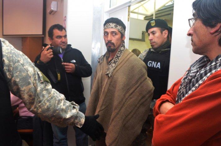 Hoy definen si Jones Huala será extraditado a Chile