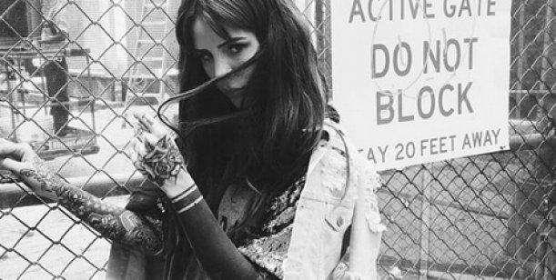 Cande Tinelli: su shooting en las calles de Nueva York
