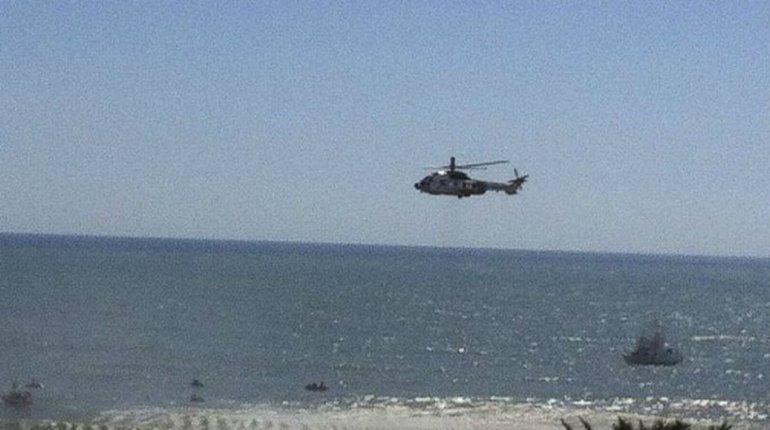 Naufragó un barco en Mar del Plata: tres muertos y dos desaparecidos