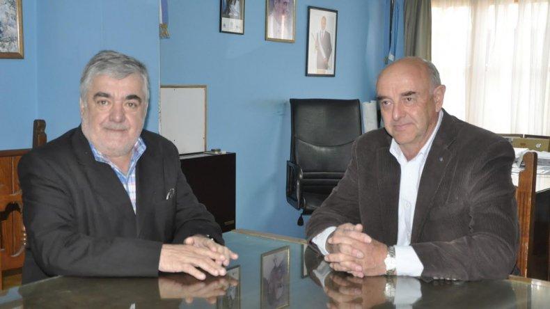 Das Neves ratificó a Williams como ministro de Gobierno