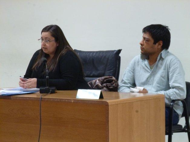 Mario Díaz fue derivado al Regional de forma temporaria con consentimiento de Fiscalía
