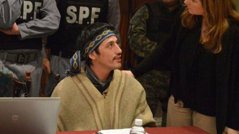 Detuvieron a Facundo Jones Huala y lo extraditarían a Chile