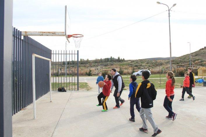Los chicos podrán disfrutar de sábados distintos haciendo deporte en Rada Tilly.