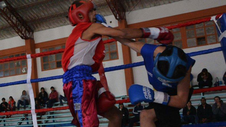 El boxeo fue una de las disciplinas que le dieron cierre a los Evita provinciales.