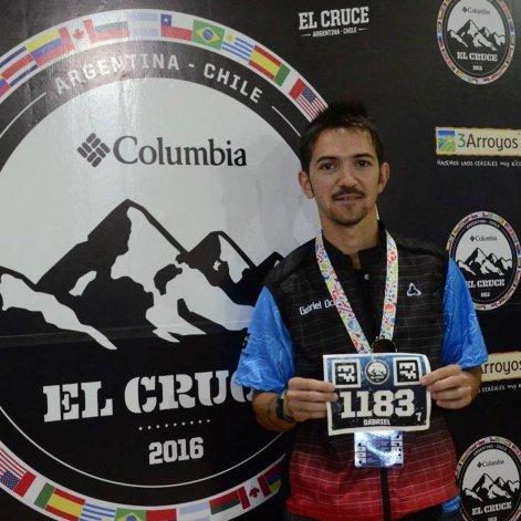 Perfiles running: Gabriel Ocejo