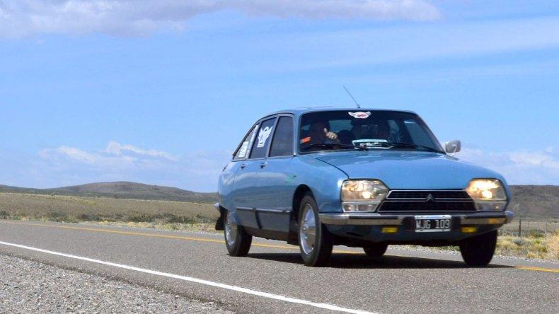 Las Heras recibe a los autos clásicos en IV Rally de la Mujer el 24 de setiembre.