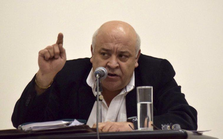 Ricardo Gaitán se manifestó orgánico en cuanto a la posibilidad de renunciar a los fueros. Esperará a la reunión partidaria de mañana.