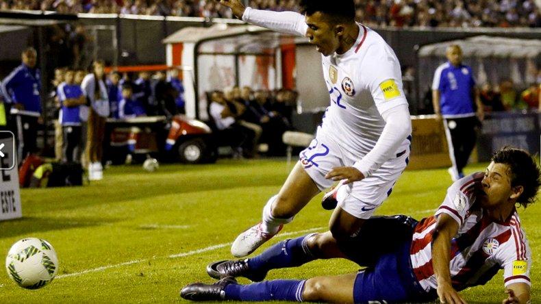Paraguay se hizo fuerte como local y lo dejó sin nada a Chile.