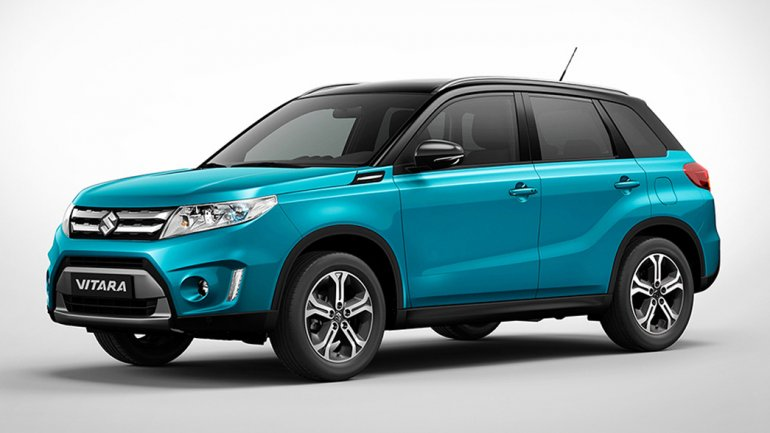 Suzuki New Vitara ya  se vende en Argentina