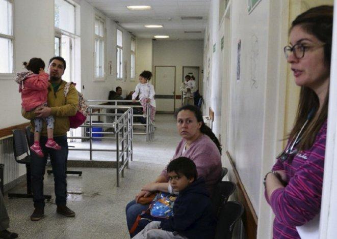 Llega el ministro de Salud por la crisis en servicio de pediatría del Hospital Regional