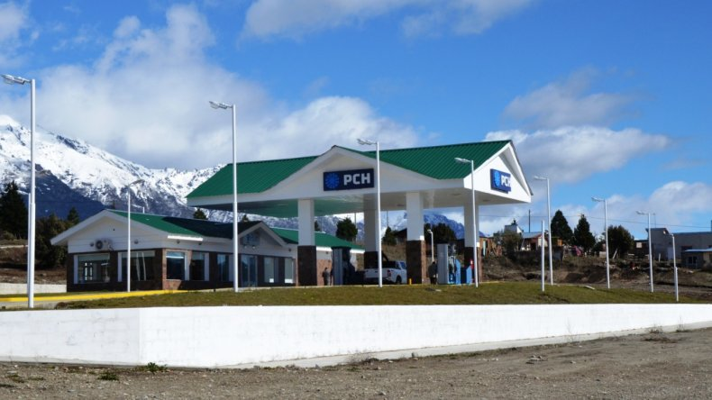 Epuyén se suma a la red de estaciones de servicios de Petrominera