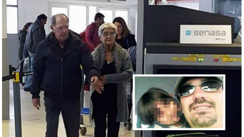 Josefa llegó a Comodoro acompañará el juicio y espera encontrarse con su nieta