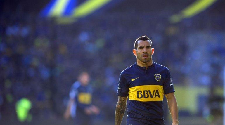 Carlos Tevez espera esta noche volver a brillar.