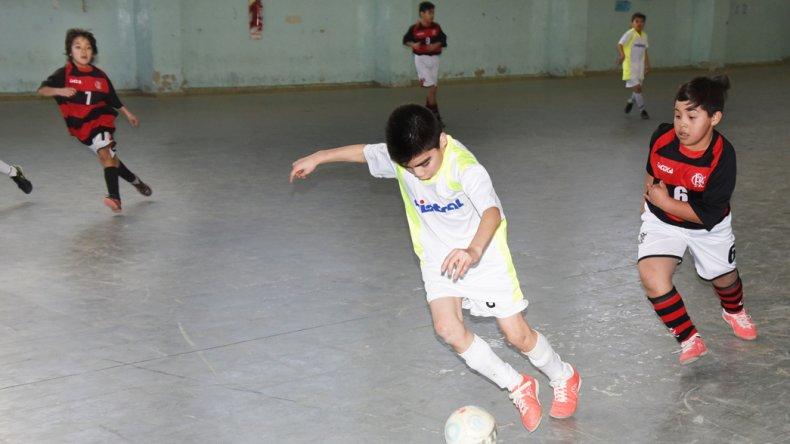 El fútbol de salón de la Asociación Promocional disputó una nueva fecha del torneo Clausura.