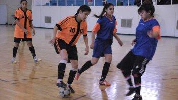 Este fin de semana se jugará la fecha suspendida del torneo de futsal de los Juegos Comunitarios.