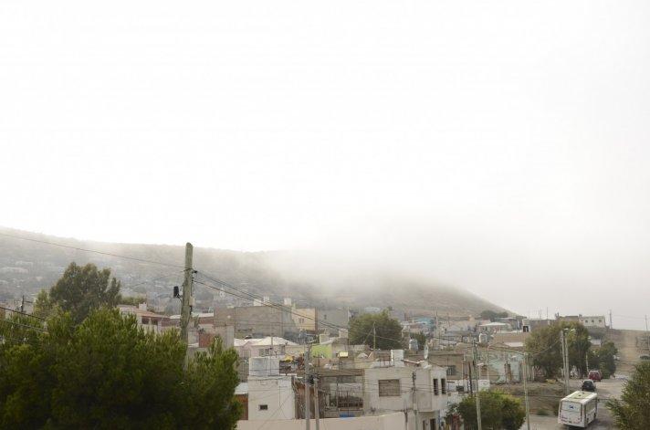 Se espera una jornada fría y con neblinas