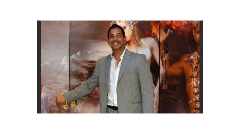 Tras su escándalo con Gisela Bernal, Ariel Diwan se casa