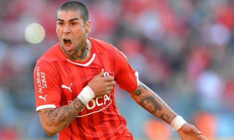 Méndez se despidió de Independiente