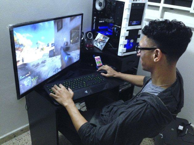 La primera convención de video juegos de Comodoro Rivadavia se desarrollará hoy en el Centro Cultural.