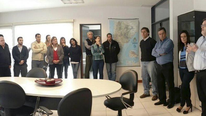 La nueva jefa del 13° Distrito Chubut