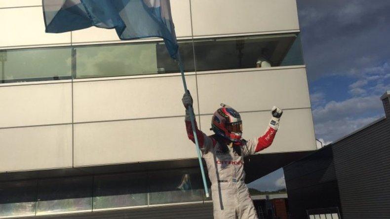 Pechito López se consagró tricampeón del mundo en WTCC