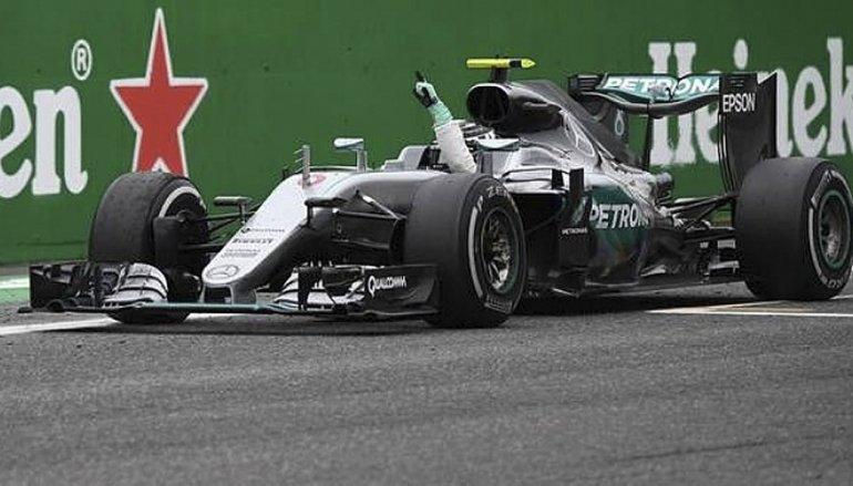 Nico Rosberg vuelve a acercarse a la punta del Campeonato Mundial de Pilotos de Fórmula 1 luego de su victoria en Monza.