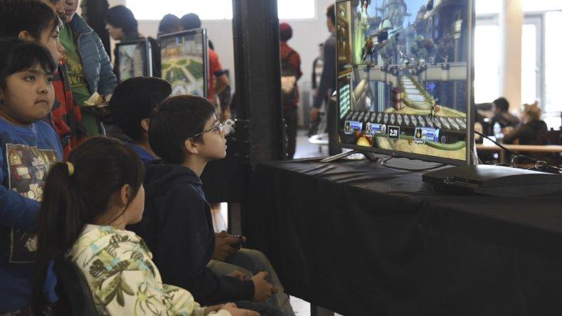 La primera convención de videojuegos  de Comodoro superó las expectativas