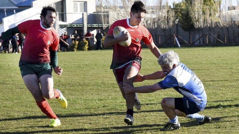 El último sábado arrancó en cancha de Deportivo Portugués el torneo Super 7.
