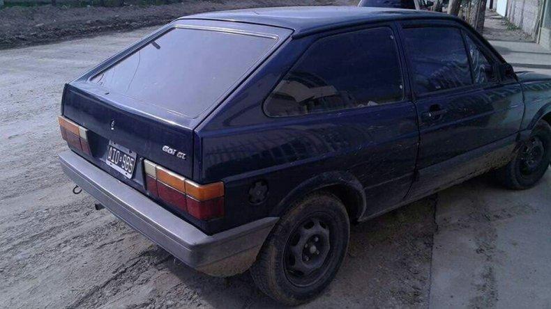 Robaron un auto en La Loma
