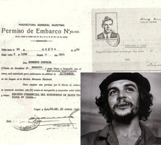 El poco conocido paso del Che Guevara por Comodoro