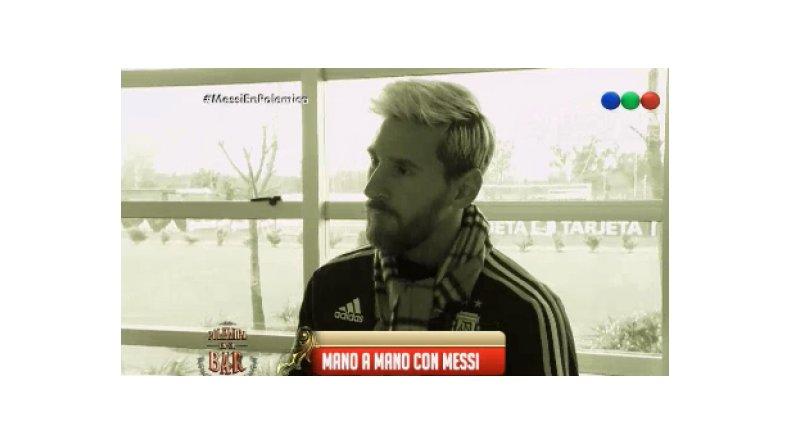 Lionel Messi y una revelación sobre las muertes en Time Warp