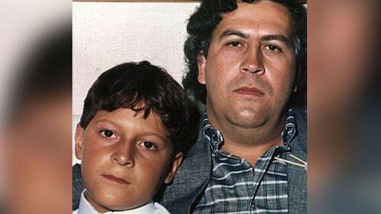 El hijo de Escobar criticó serie sobre su padre: mi madre siempre condenó la violencia de Pablo